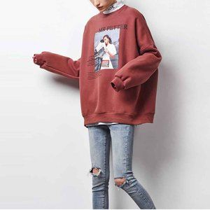 TONLION Mr. Petter sweatshirt - size Medium
